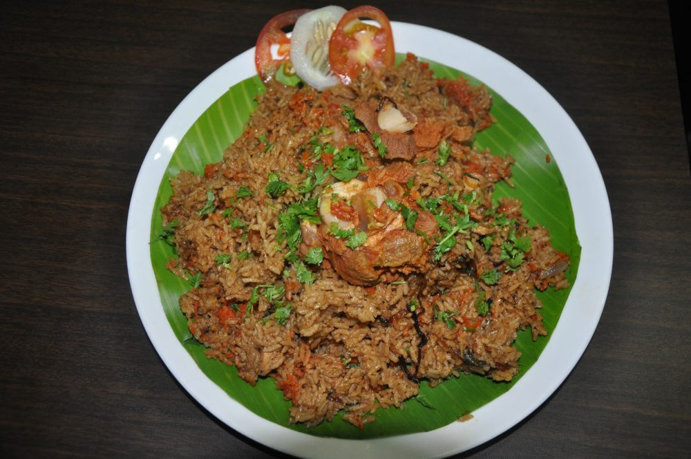 Mission Mutton Biriyani
